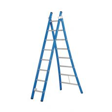 DAS ladder 2-delig 'blue' ATLAS 2 x 8 sporten